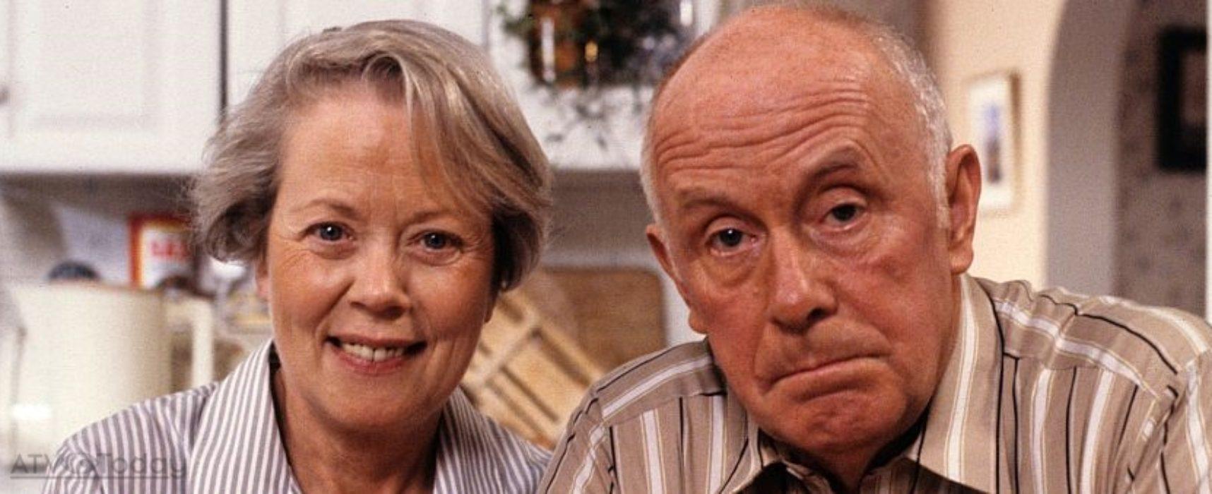 ITV reunite Richard Wilson and Annette Crosbie