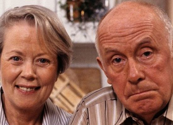 ITV reunite Richard Wilson and Annette Crosbie