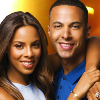 Marvin and Rochelle Humes open the BBC's Hit List