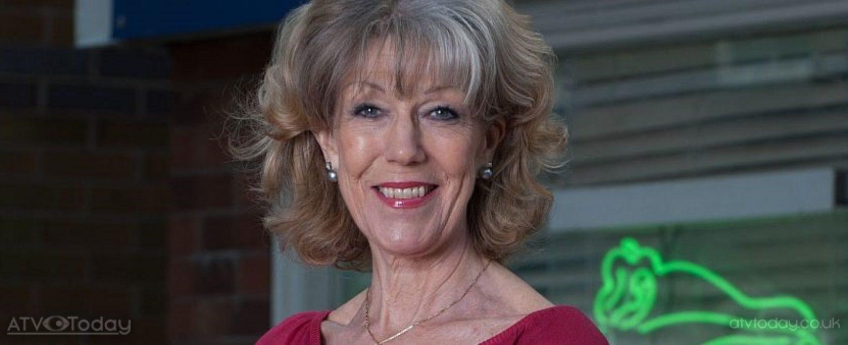 ITV celebrate Corrie star Sue Nicholls