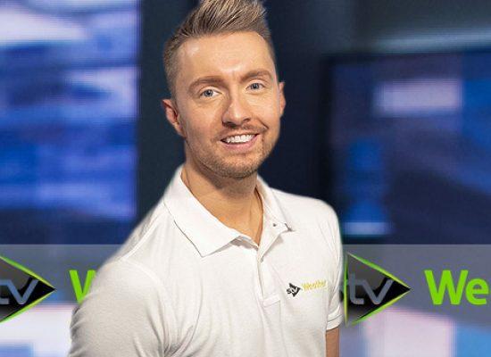 Sean Batty to take STV viewers on a tour of Scotland