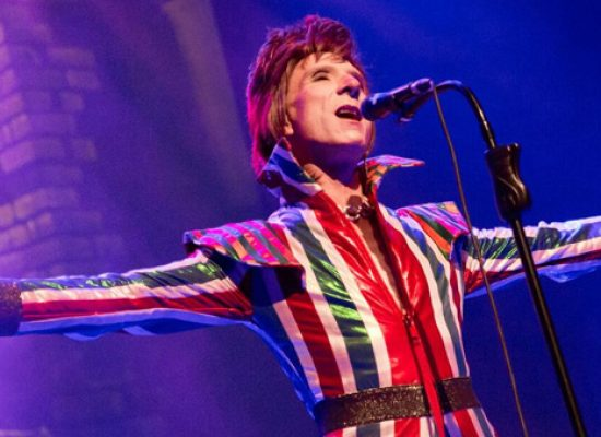 Experience the music of David Bowie with Hackney Empire