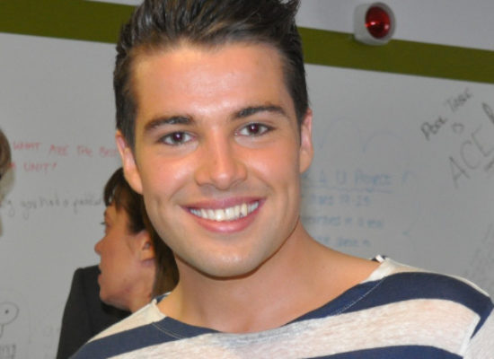 Joe McElderry thinks One Direction could win X Factor