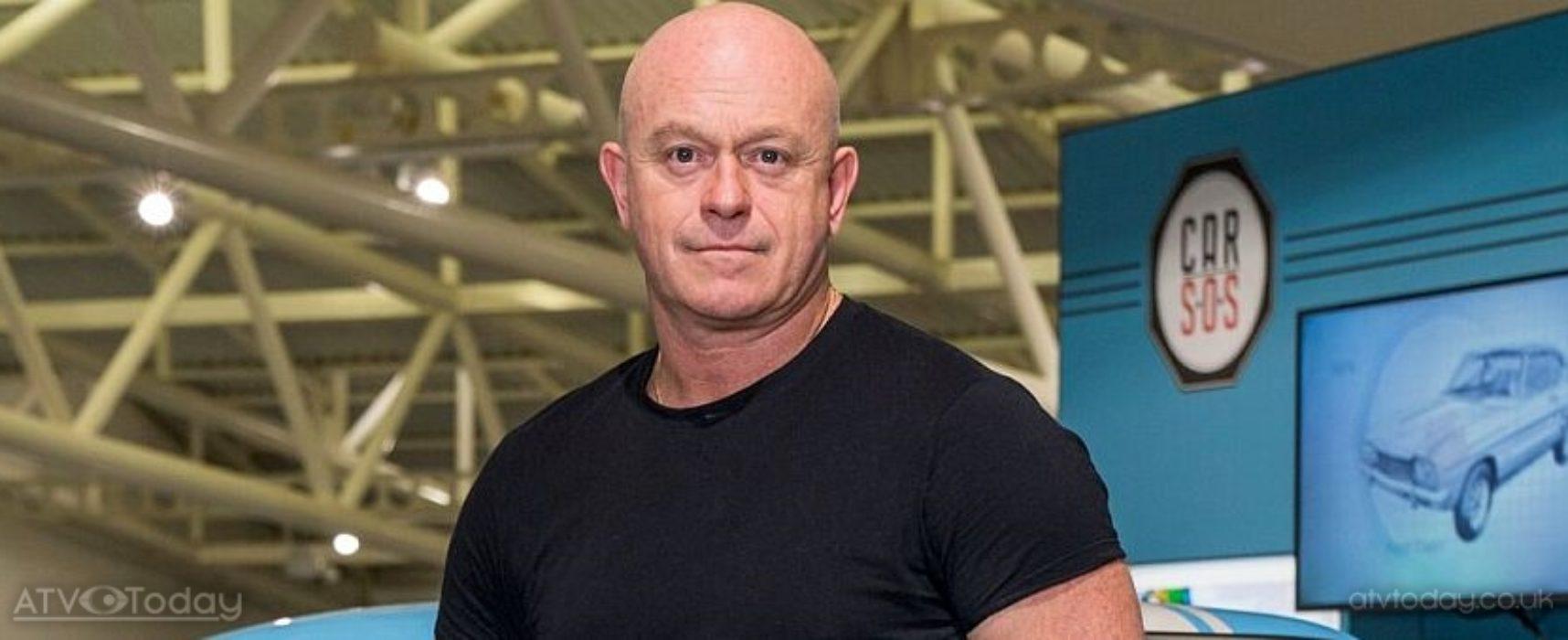 Ross Kemp talks knife crime ITV special