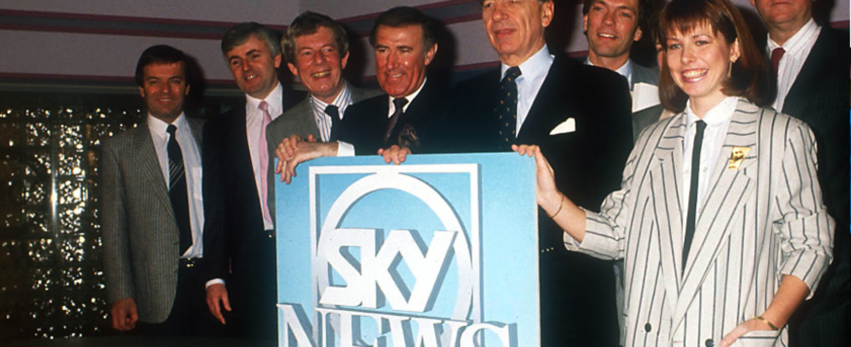 Sky News marks 30th anniversary