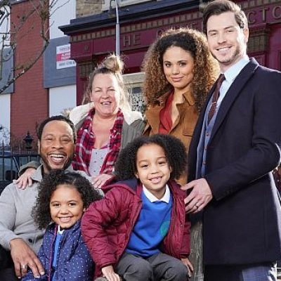 EastEnders reveals new family, the Atkins