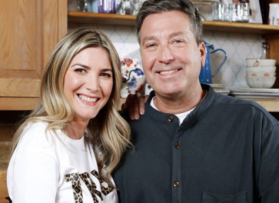 John Torode and Lisa Faulkner land ITV cookery series