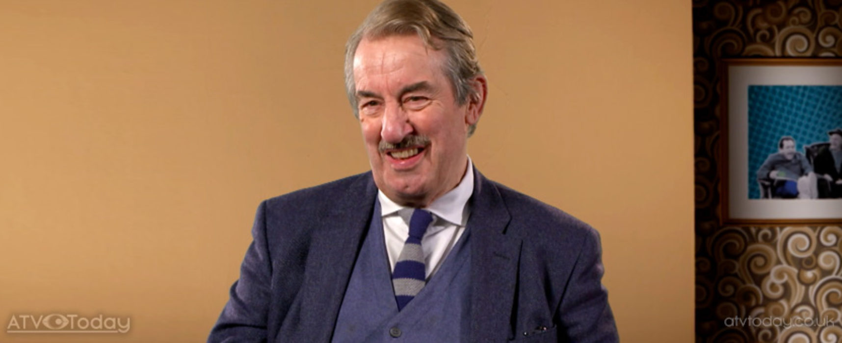 Boycie from Only Fools and Horses backs the UKTV commemorative statue campaign