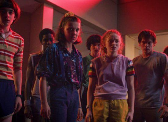 Netflix trailer teases third series of Stranger Things