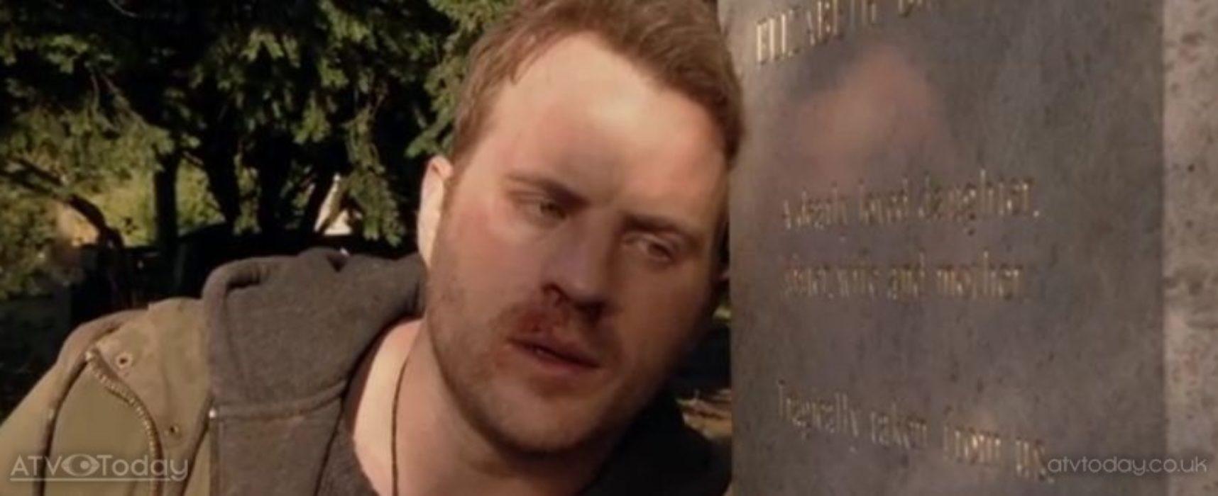 Samaritans assists EastEnders with Sean Slater storyline