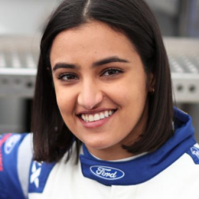 Reema Juffali talks being Motor Racing's first Saudi female driver