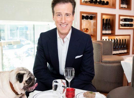 Anton Du Beke hosts First Mates for dog romances