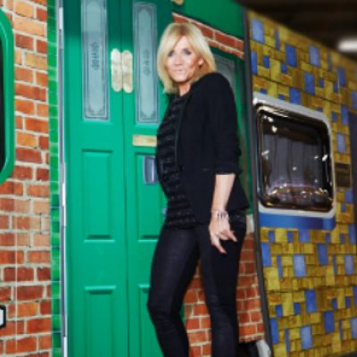 Michelle Collins to celebrate World Book Night