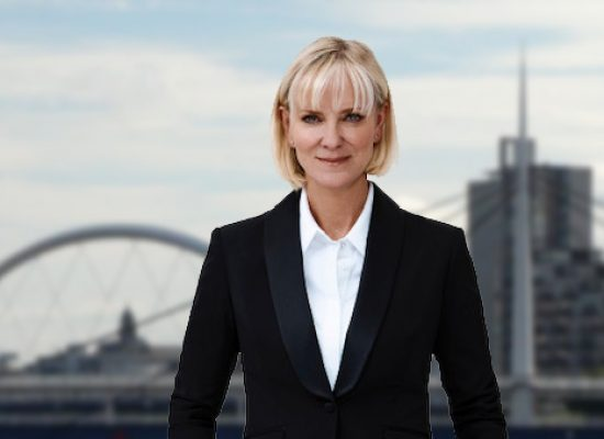Hermione Norris to Star in Between Two Worlds
