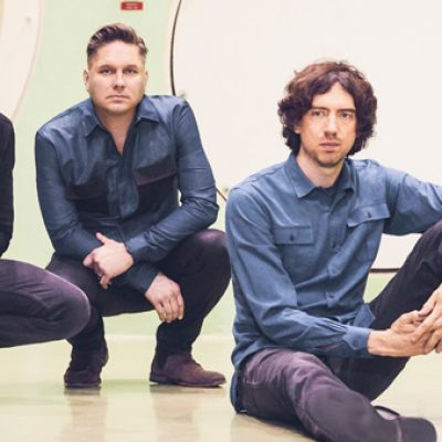 BBC cameras follow Snow Patrol on American tour