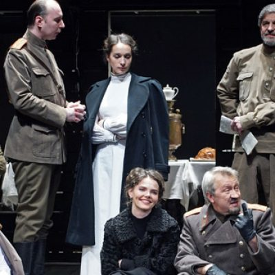Chekhov's Three Sisters comes to London