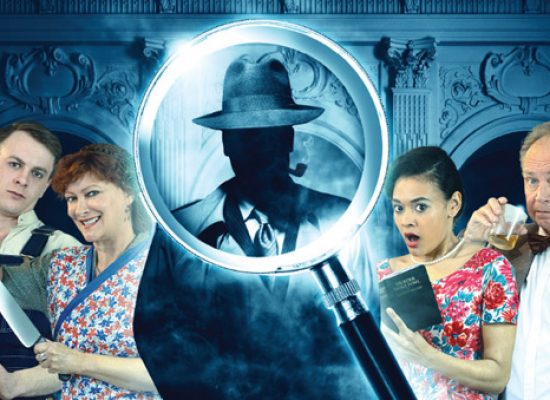 Whodunnit [Unrehearsed] brings in star names to solve the mystery