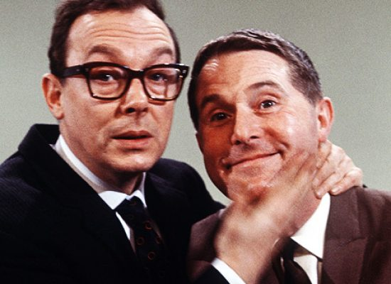 Sir Lenny Henry to host Morecambe and Wise series for UKTV