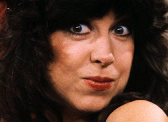 Tiswas' Sally James fancies a showbiz return
