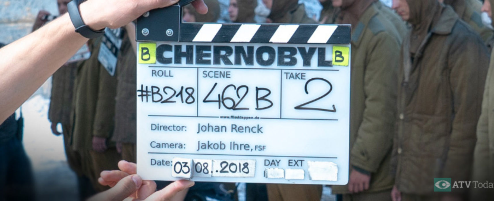 Sky Atlantic's Chernobyl DVD, Blu-ray and download release dates announced
