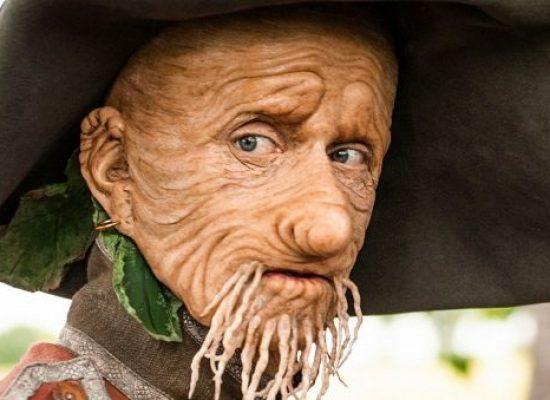 Worzel Gummidge returns to TV
