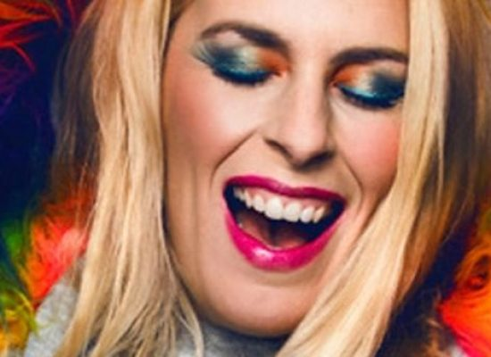 Sara Pascoe brings comedians to the lecture podium