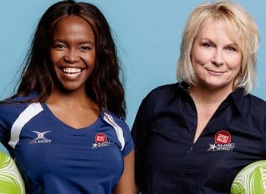 Clare Balding to present star-studded Sport Relief netball match