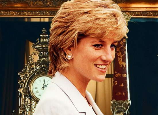 A Princess Diana sweatshirt sells for $53,532