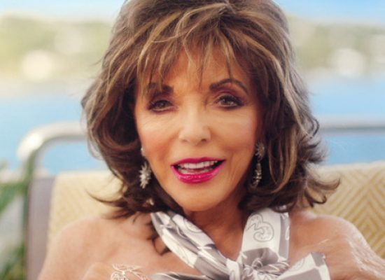 Dame Joan Collins is urging Brits to end unsatisfactory relationships
