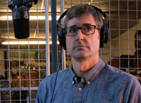 Louis Theroux retrospective for BBC Two