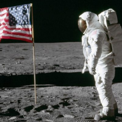 Watch TV like it's 1969 with 'Moon Landing Live'
