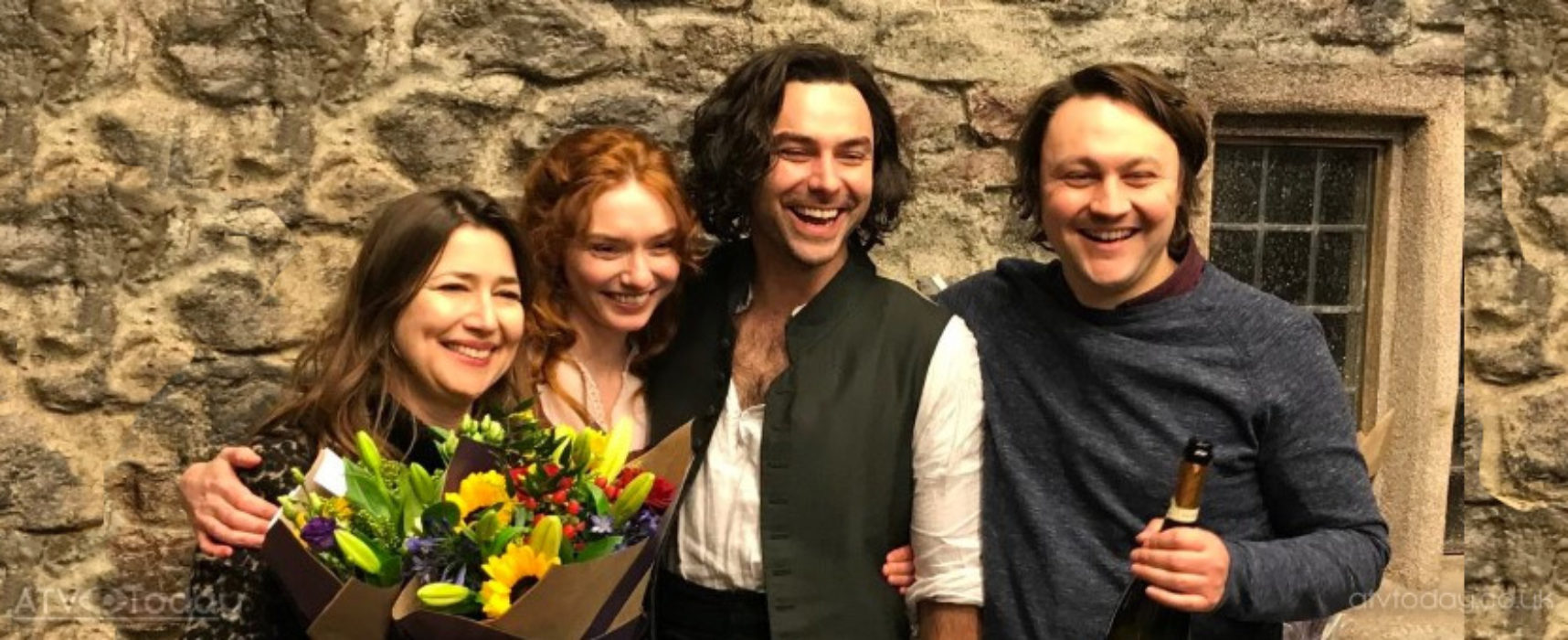 Double bill for Poldark