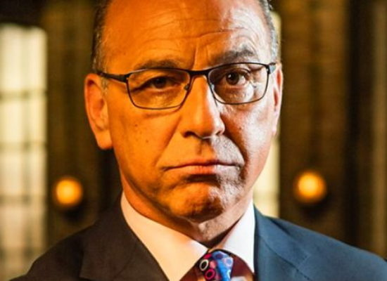 Theo Paphitis to make Dragons' Den comeback