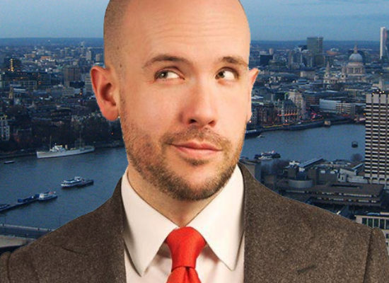 Tom Allen to replace Rhod Gilbert on The Apprentice: You're Fired