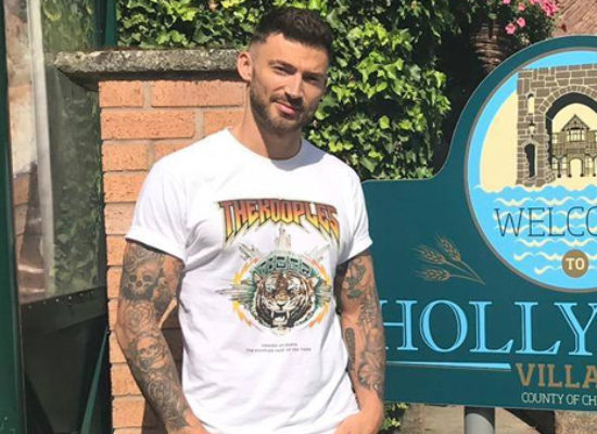 Jake Quickenden to make Hollyoaks appearance