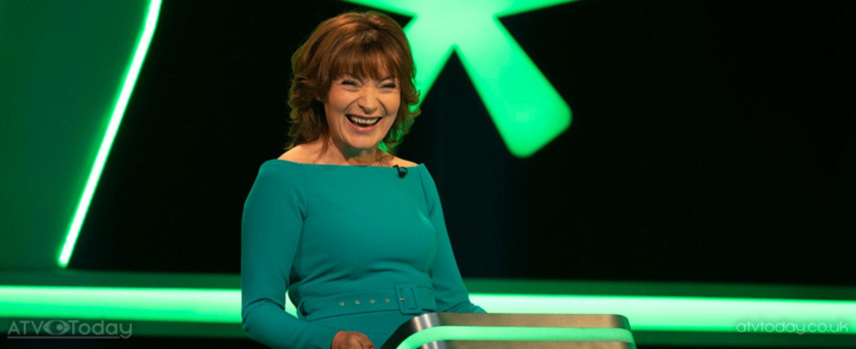 Lorraine Kelly opens STV's Cash Machine