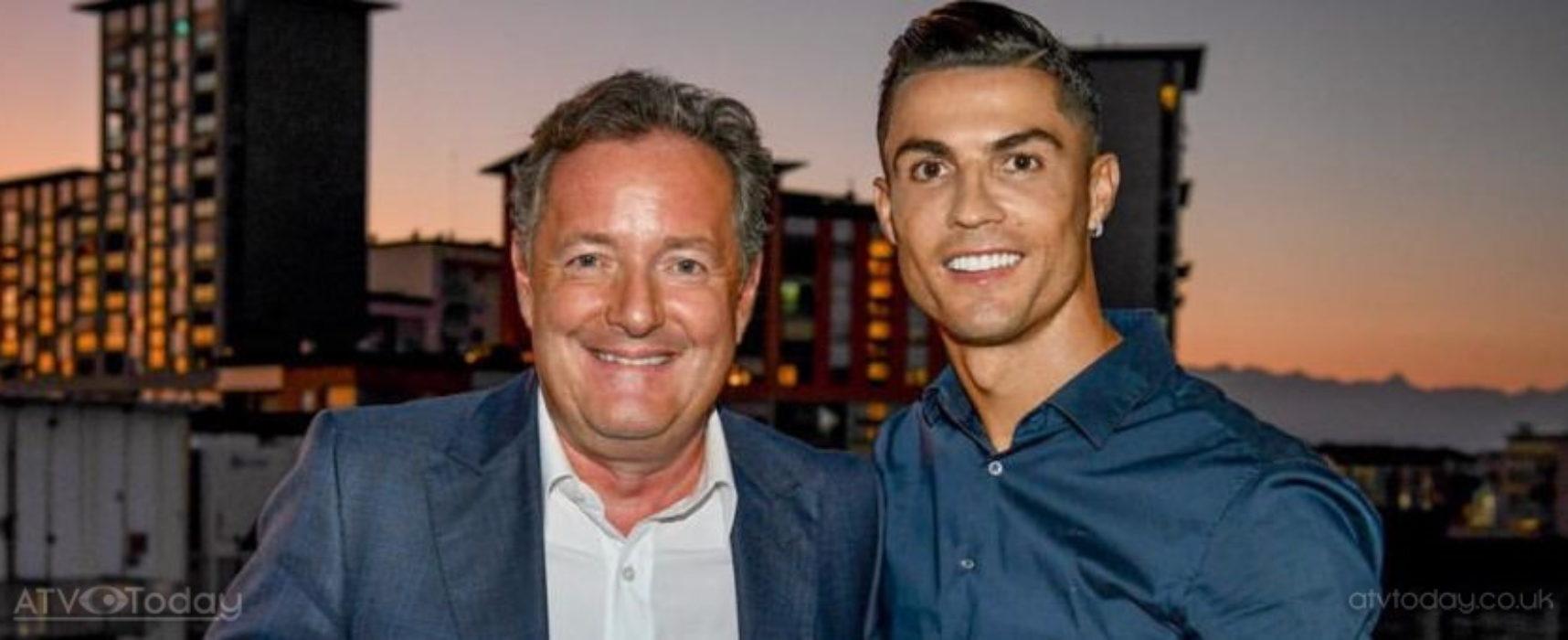 Cristiano Ronaldo special for ITV