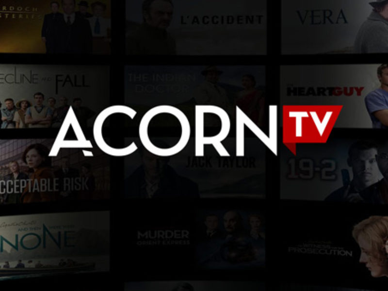 Acorn TV surpasses one million subscribers in the states and Canada