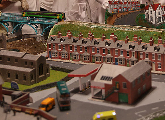 The Great Model Railway Challenge returns to Channel 5