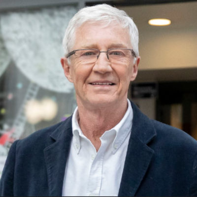 ITV return to Battersea Dogs and Cats Home with Paul O'Grady