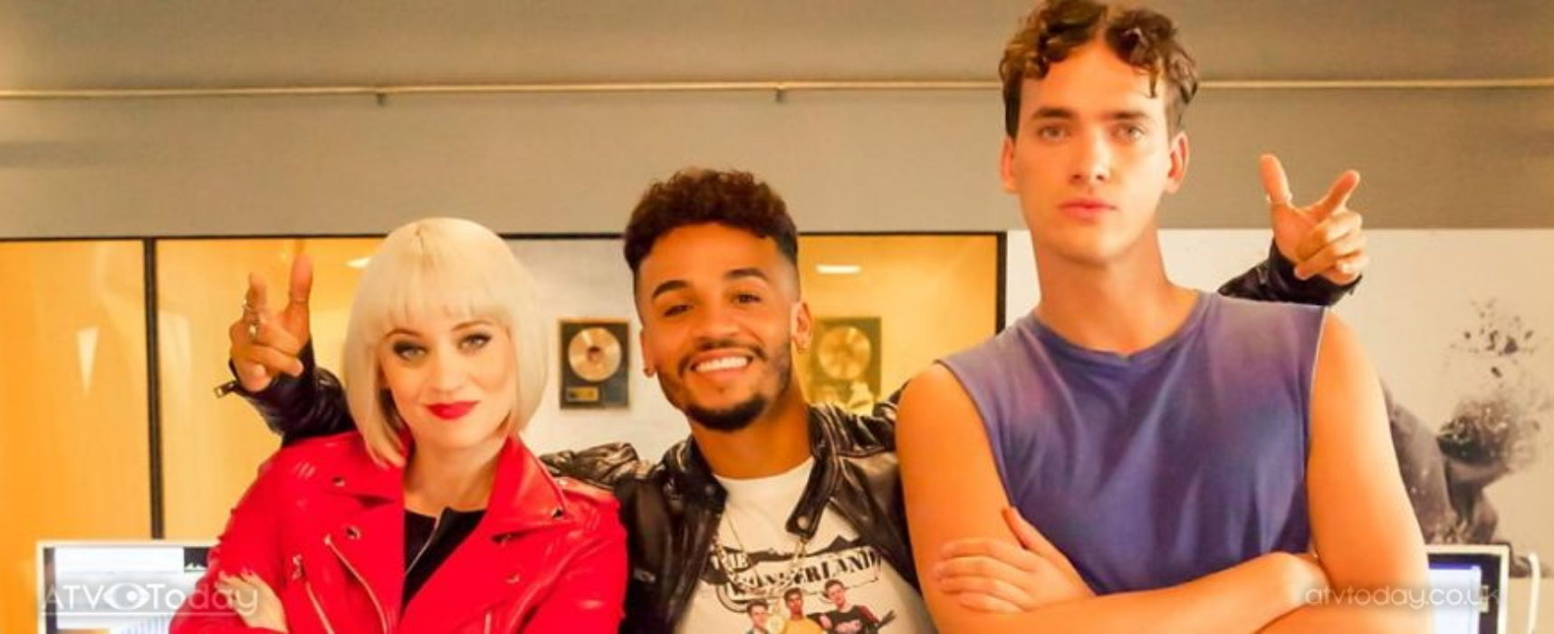 Aston Merrygold joins cast of CBBC's Almost Never
