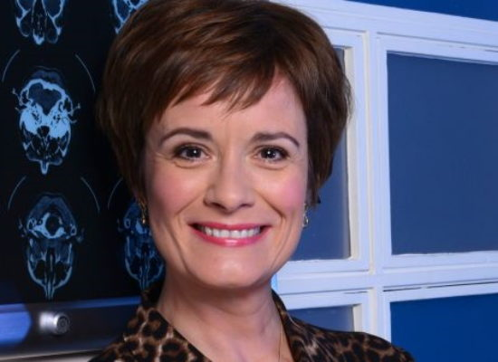 Catherine Russell quits Holby City