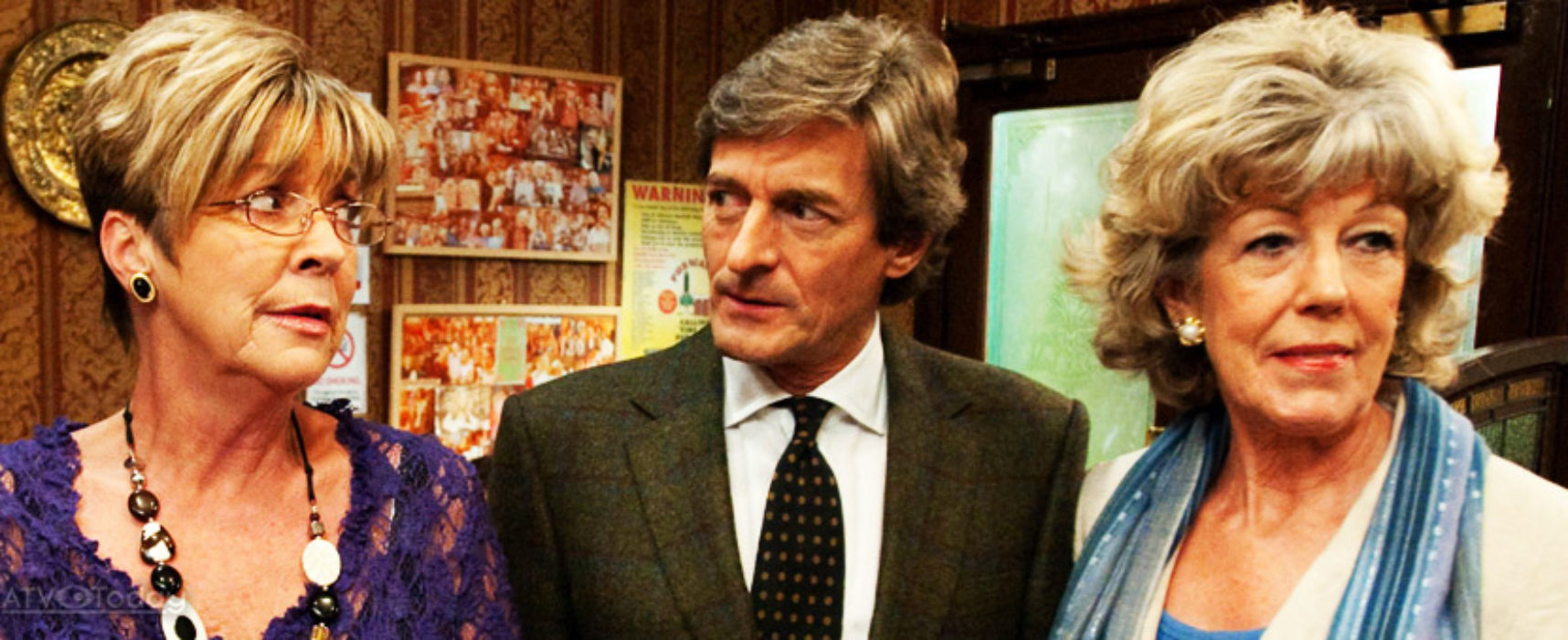 Nigel Havers opens up The Bidding Room for BBC One