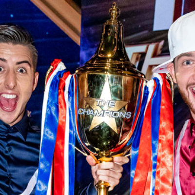 Twist and Pulse celebrate BGT The Champions win