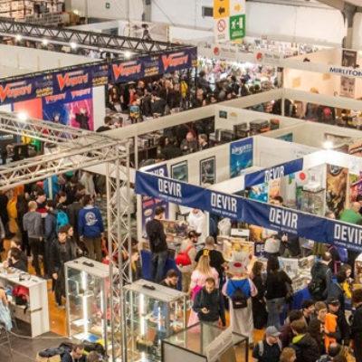 Sir Patrick Stewart To Be Among Main Guests at Lucca Comics & Games 2019