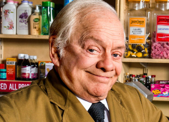 A reconditioned toaster causes problems in Still Open All Hours