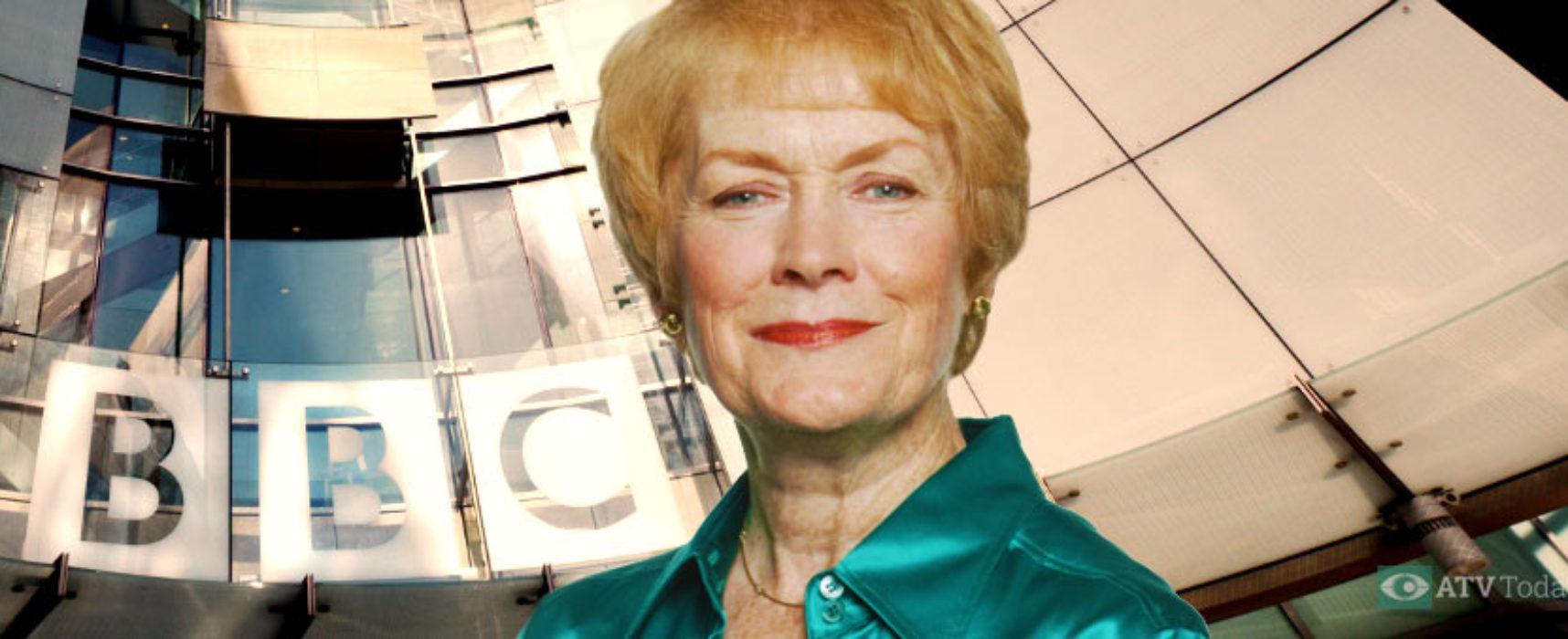 No more reunions for Sue MacGregor