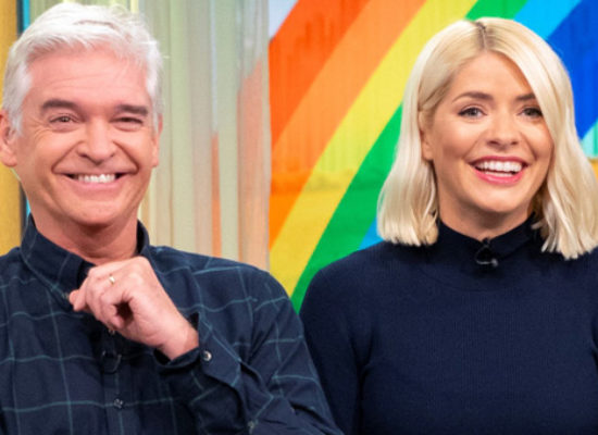 TV Weekly: 'How come he can sit in a hot tub with Holly Willoughby?'
