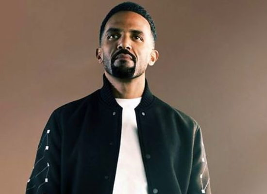 Craig David rings in the New Year on BBC One