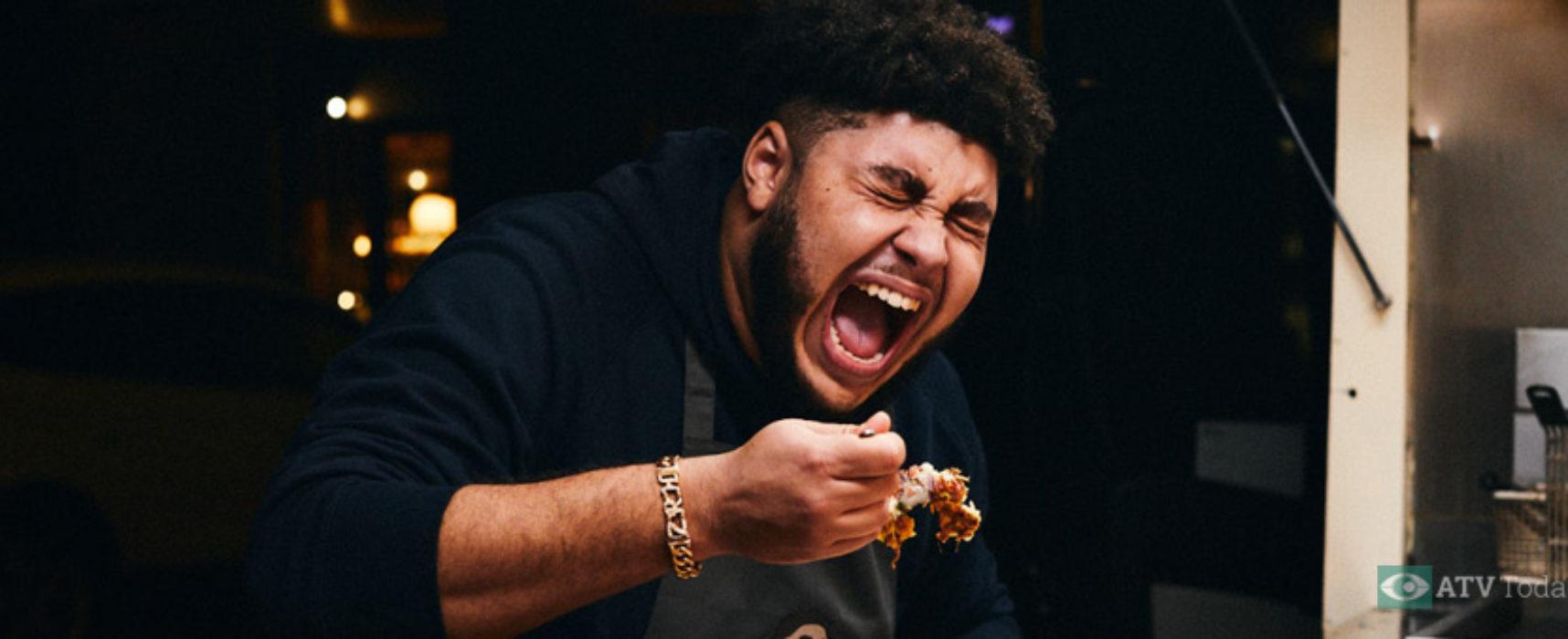 UKTV combines comedy and cooking with DJ Big Zuu